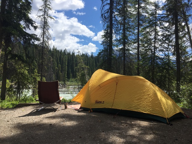 Best Golden BC Campgrounds